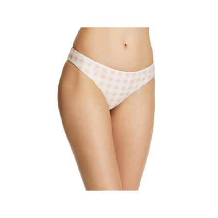 Moderate Bottom - For Love & Lemons Womens Bonnie Hipster Moderate Swim Bottom Separates