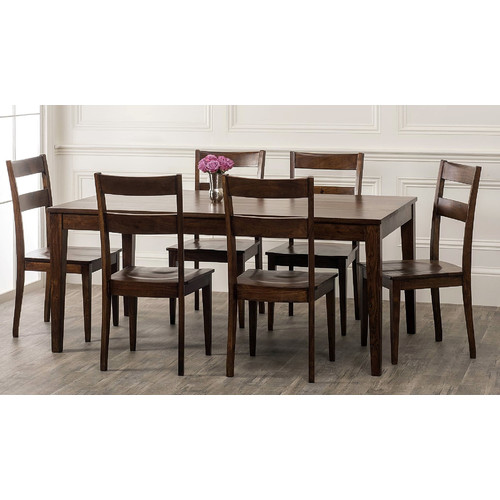William Sheppee Sonoma 7 Piece Dining Table Set by William Sheppee USA Ltd