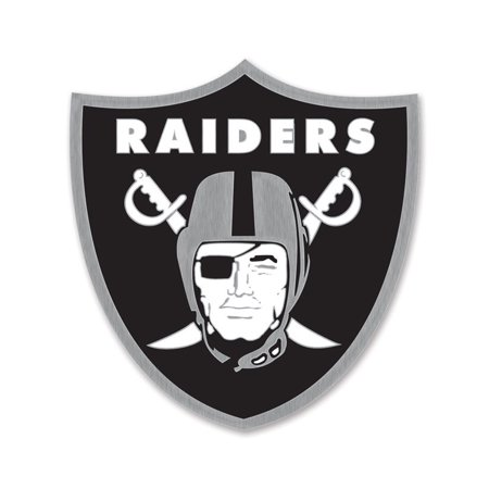 Oakland Raiders Pins (Oakland Raiders WinCraft Primary Logo Collector Pin - No Size )