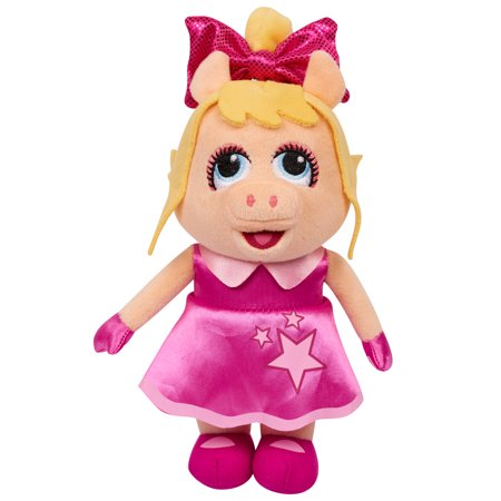 Muppet Babies Bean Plush - Piggy