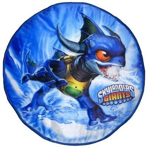 """Skylanders """"Zap"""" Decorative Pillow"""