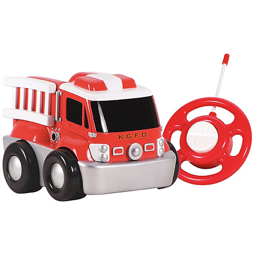 Kid Galaxy My 1st Radio-Controlled Fire Truck with Sound