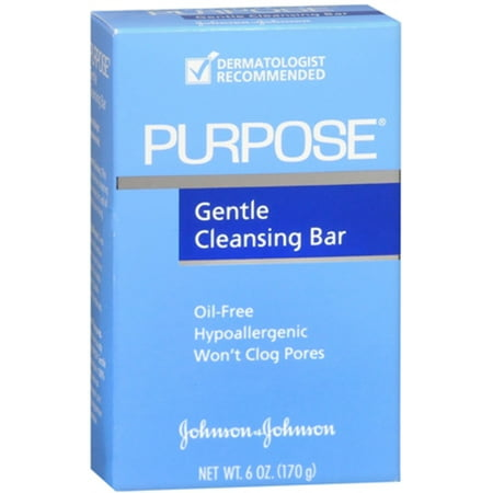PURPOSE Cleansing Bar 6 oz (Pack of 6)
