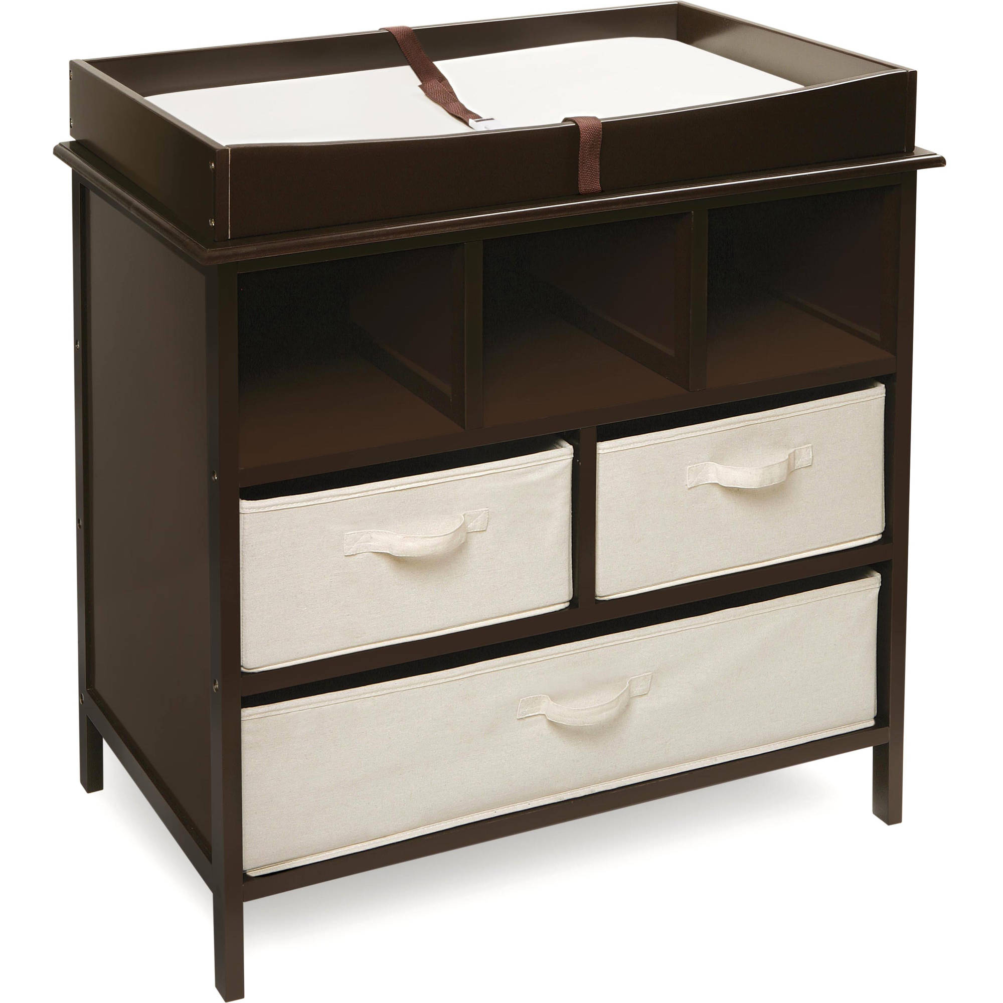 Estate Baby Changing Table, Choose Your Finish   Walmart.com