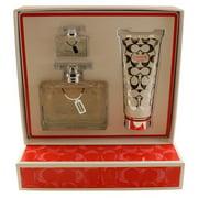 Coach Signature 3 Pc. Gift Set ( Eau De Toilette Spray 3.4 Oz + Eau De Toilette 0.17 Oz + Body Lotion 3.4 Oz ) for Women by Coach