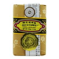 Bee & Flower Sandalwood Soap 4.4 oz Bar(S)