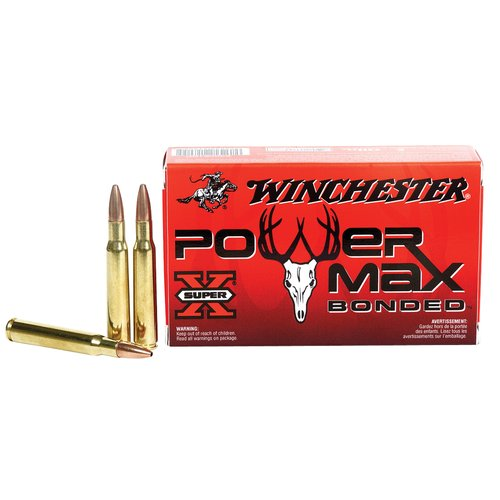 Winchester 3006 Powermax Bonded Ammo