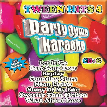 Party Tyme Karaoke: Tween Hits 4 / Various