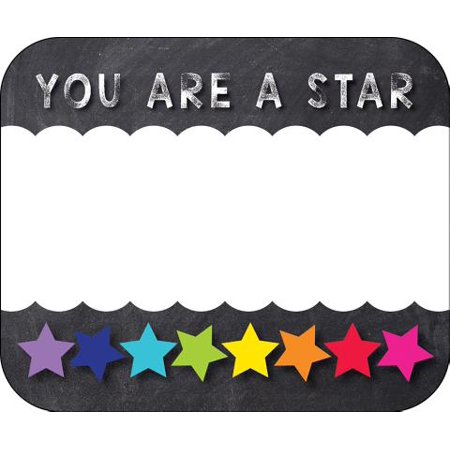 Halloween Table Name Tags (Stars You Are a Star Name)