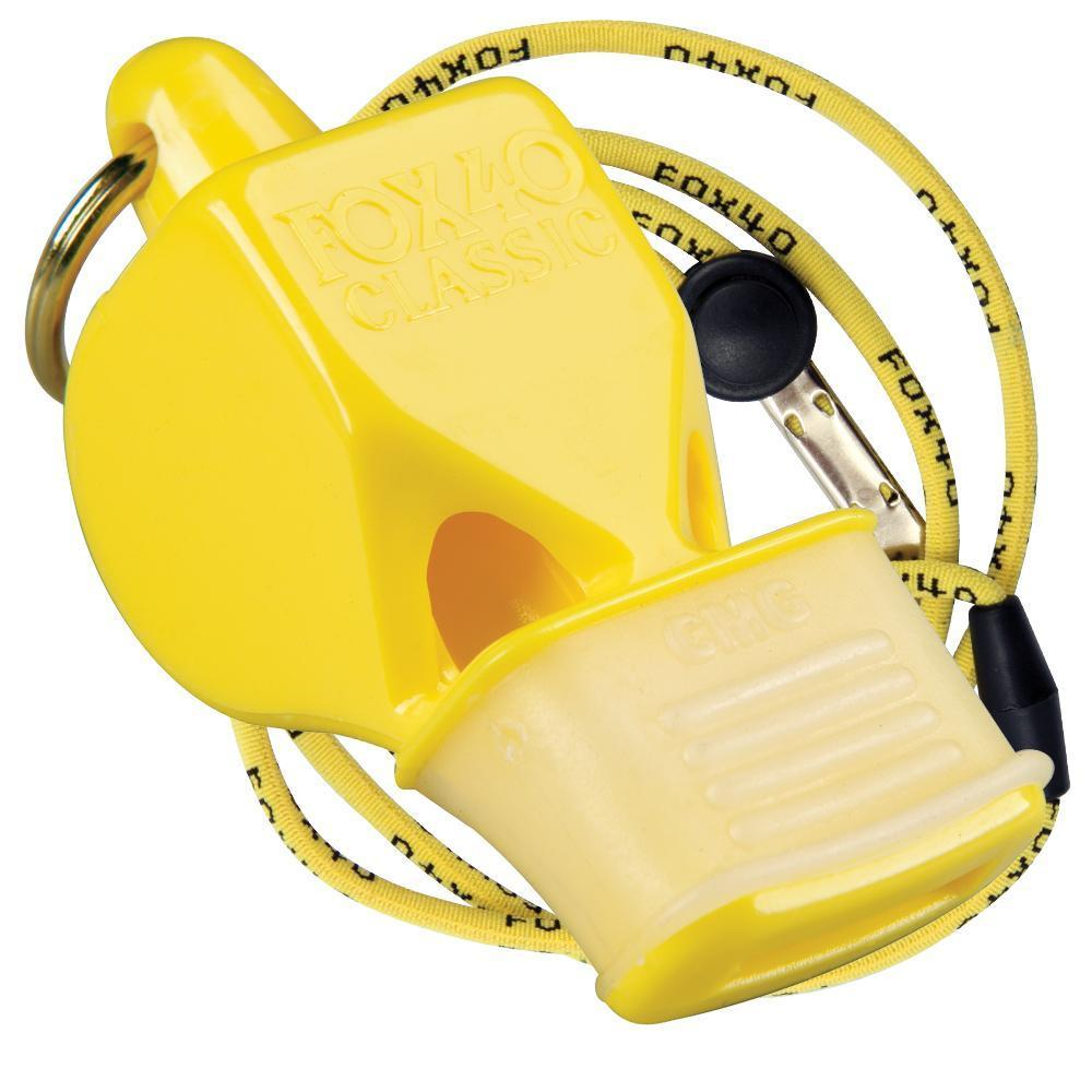 Fox 40 Classic Cmg Safety Whistle