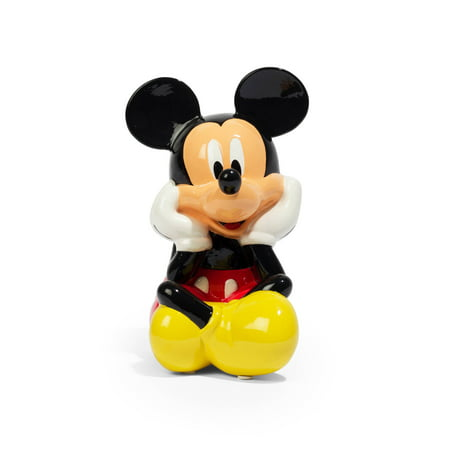 Mickey Mouse Ceramic Bank