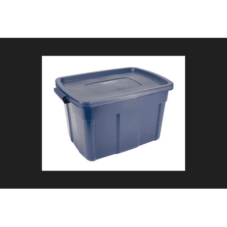 Roughneck Trash Can (Rubbermaid Roughneck Storage Box 25 gal.)