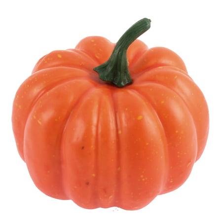 Maison Halloween No l Décoration Imitation Légumes Potirons artificiels en mousse - image 2 de 2