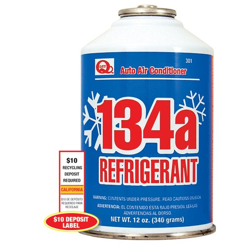 R-134a Refrigerant Can, 12 oz (California only)