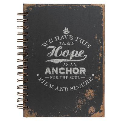 We Have This Hope as an Anchor for the Soul Journal