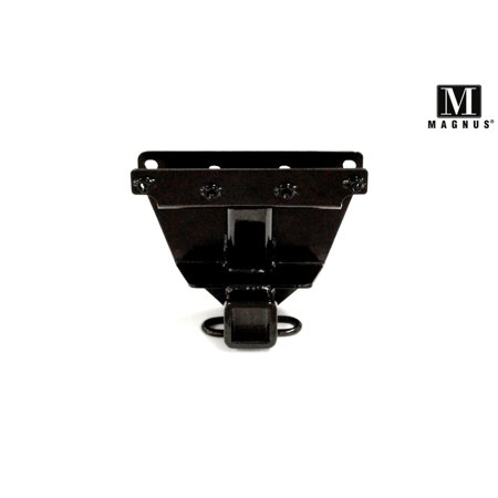 Magnus Assembly Class 3 Trailer Hitch 2 Inches Receiver Tube Custom Fit 2005-2010 Jeep Grand - Jeep Grand Cherokee Hitch Receivers