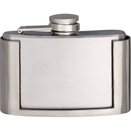 Miscellaneous Belt Buckle Flask