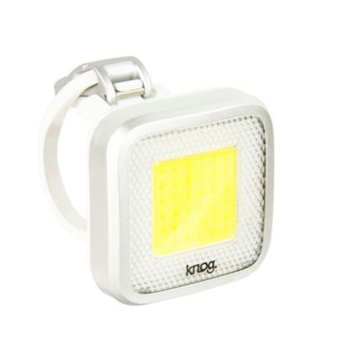 KNOG Blinder Mob Kid Mr Chips Bicycle Head Light - w/Whit...