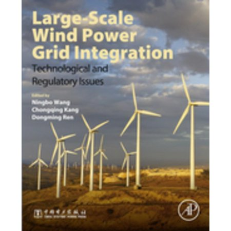 Large-Scale Wind Power Grid Integration - eBook