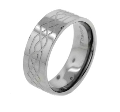 mens celtic knot wedding bands. this button opens a dialog that displays additional images for product with the option to zoom in or out. mens celtic knot wedding bands