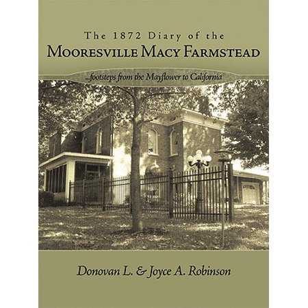 The 1872 Diary of the Mooresville Macy Farmstead - eBook (Kostenloser Versand Macys)