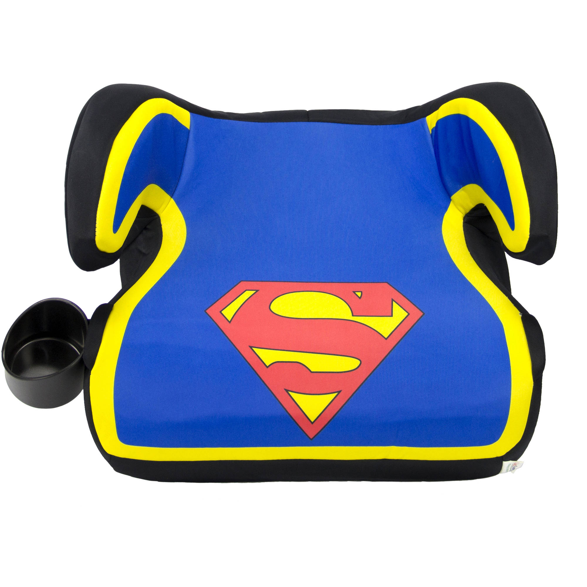 KidsEmbrace Fun-Ride Backless Booster Car Seat, Superman