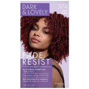 SoftSheen-Carson Dark and Lovely Fade Resist Rich Conditioning Color, Rich Auburn 374
