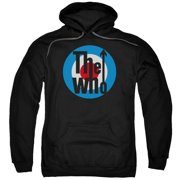 The Who Logo Mens Pullover Hoodie