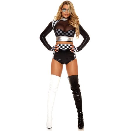 Fast Lane Costume - Costumes Fast Shipping