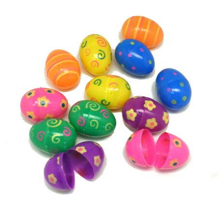 Jumbo Printed Easter Eggs (Jumbo Plastic Egg)