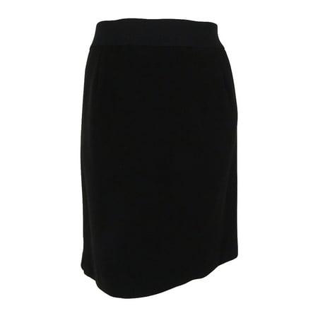 9d37730537 Alfani - Alfani Women's Plus Size Classic Pencil Skirt (22W, Deep ...