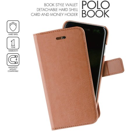 best service 97734 6a79f Skech Polo Book Wallet Cover, Detachable Case, Stand for Apple iPhone 7  Plus, 6 Plus and 6s Plus