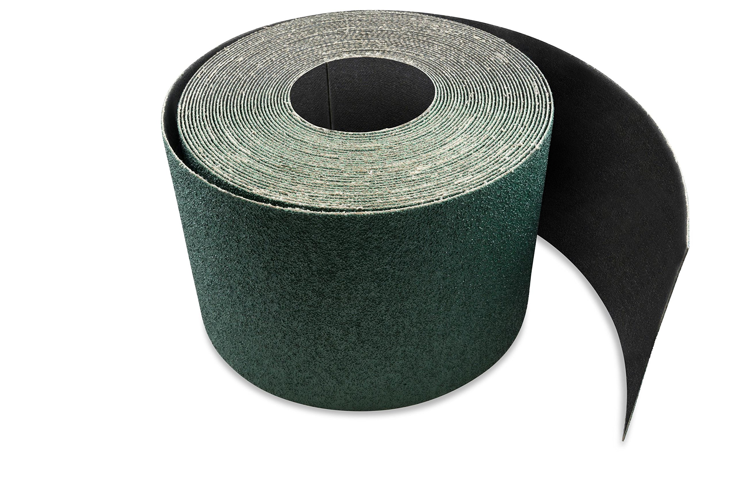 6 Inch X 50 FT Cloth Zirconia Ready-to-Cut Cloth Sanding Roll for Drum Sanders by Red Label Abrasives