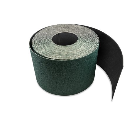 6 Inch X 50 FT Cloth Zirconia Ready-to-Cut Cloth Sanding Roll for Drum Sanders