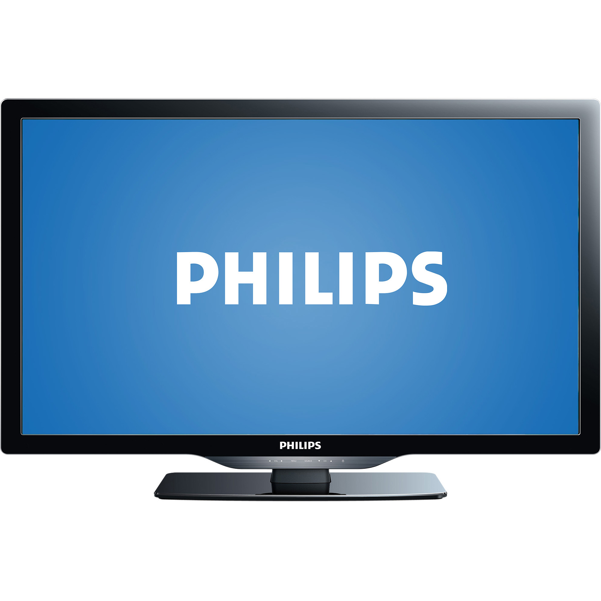 "Philips 22"" Class LED 720p 60Hz HDTV, (2.11"" ultra-slim) 22PFL4907/F7"