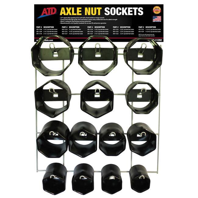 ATD Tools ATD-11209 3.25 in. x 8 PT Axle Nut Socket - image 1 de 1