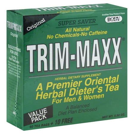 Body Breakthrough Trim Maxx  Herbal Dieter