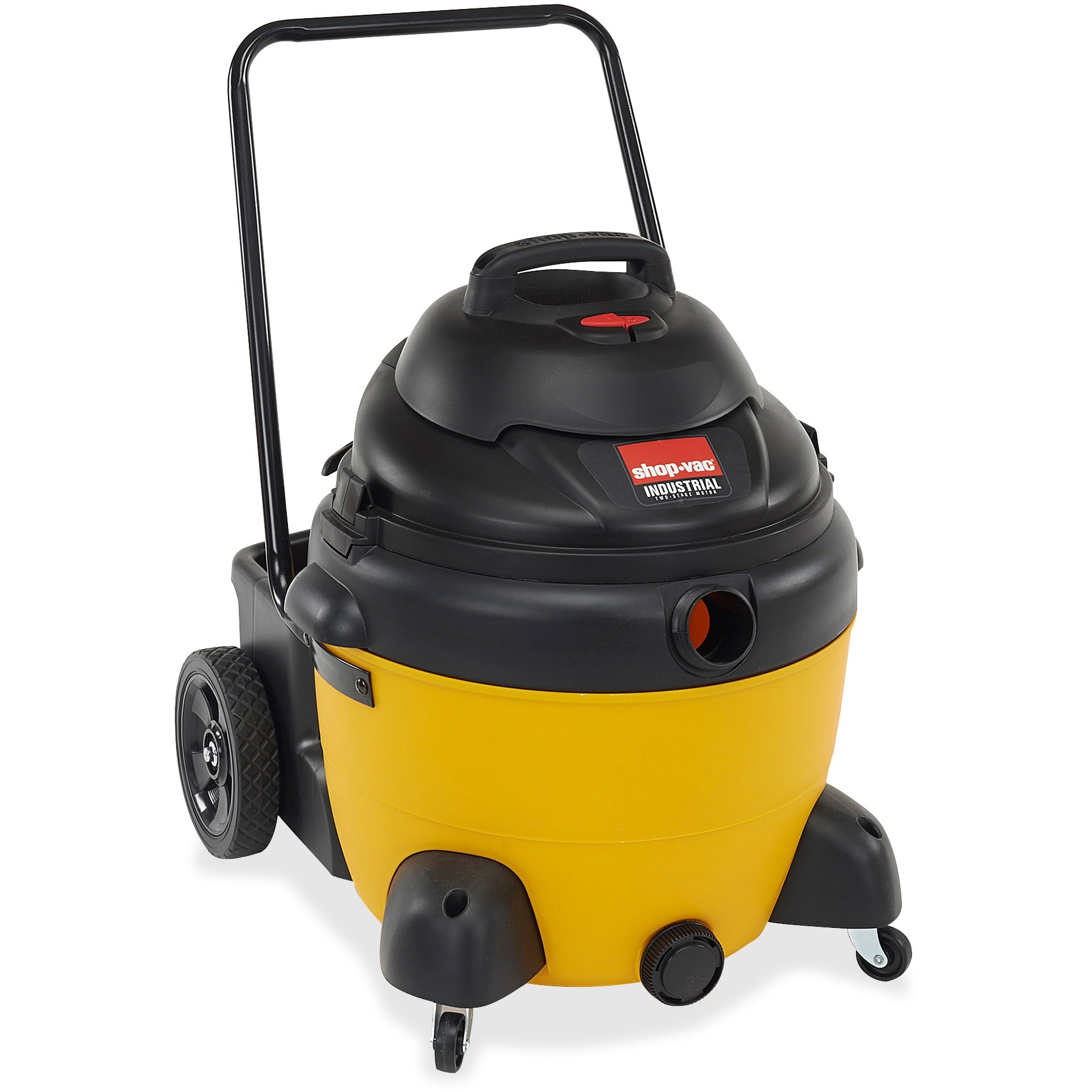 Shop-Vac, SHO9623910, Industrial 16Gal Wet/Dry Vacuum, Yellow,Black