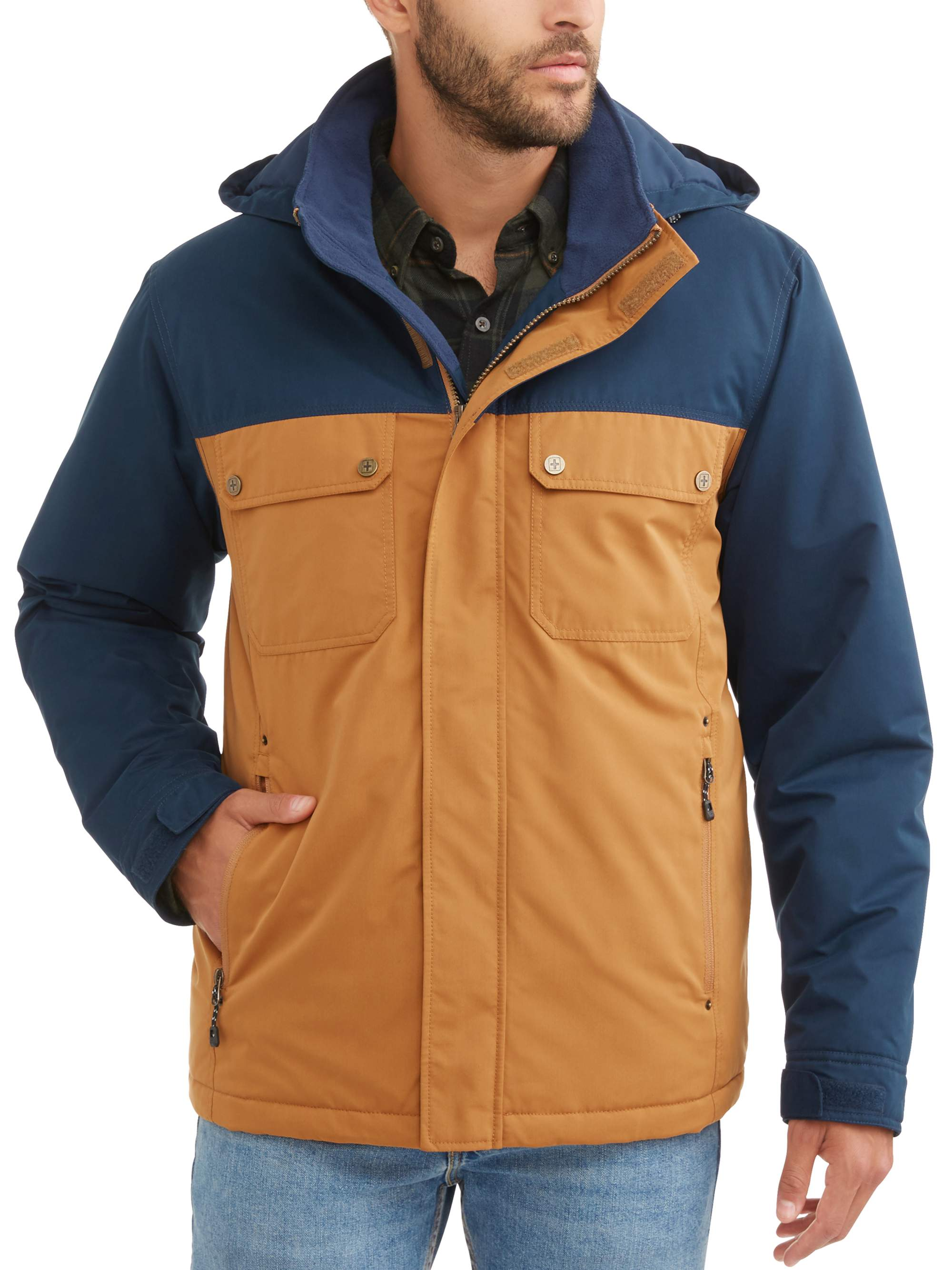 Men's Midweight Jacket, up to size 5XL