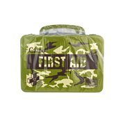 First Aid Kit, Camo, Poly Army, 18PA, K612-151 - 1 Each