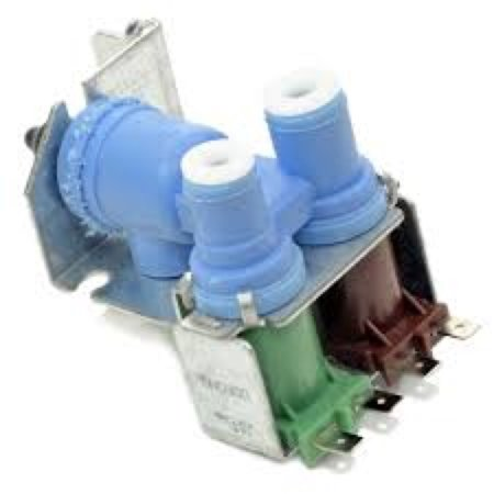 Edgewater Parts 61005626, WP61005626 Icemaker Dual Solenoid Water Valve for Whirlpool