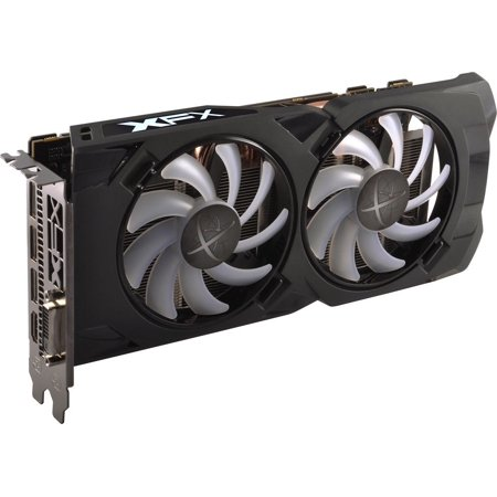 XFX - Hard Swap Edition AMD Radeon RX 480 RS 8 GB GDDR5 PCI Express 3.0 Graphics Card with White