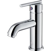 VIGO Triana Single Hole Bathroom Faucet in Chrome