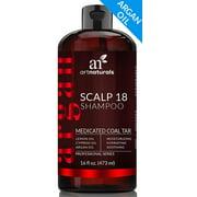 Best Coal Tar Shampoos - Artnaturals Therapeutic Anti-Dandruff Shampoo with Argan Oil Review