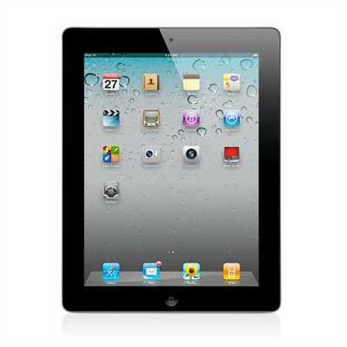 Refurbished Refurbished Apple iPad 2 MC769LL/A Tablet ( iOS 7,16GB, WiFi) Black 2nd Generation