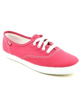 0fd36baf86b Product Image Keds Champion Oxford CVO Women W Round Toe Canvas Red Sneakers