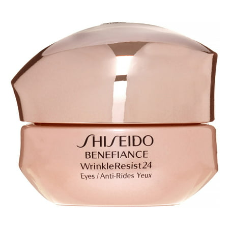 Shiseido Benefiance Wrinkle Resist 24 Intensive Eye Contour Cream, 0.51 (Best Affordable Eye Cream For Wrinkles)