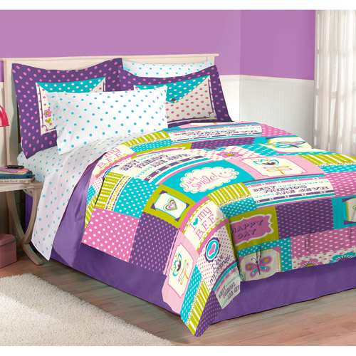 Dream Diary Mini Comforter Set