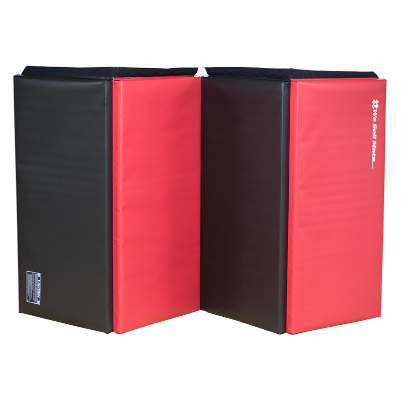 We Sell Mats Folding Gymnastics Tumbling Panel Mat 6 Size...
