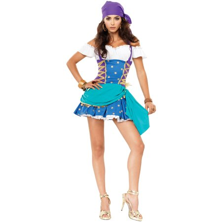 Gypsy Princess Women's Adult Halloween Costume